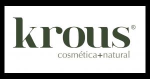 logo de marca de cosmetica natural Krous